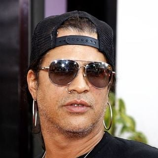 "Slash in ""The Mummy: Tomb of the Dragon Emperor"" American Premiere - Arrivals"