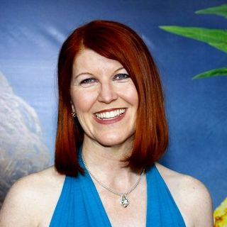 "Kate Flannery in ""Pineapple Express"" Los Angeles Premiere - Arrivals"
