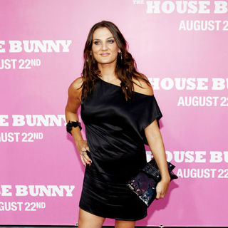 "Dana Goodman in ""The House Bunny"" Los Angeles Premiere - Arrivals"