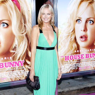 "Malin Akerman in ""The House Bunny"" Los Angeles Premiere - Arrivals"
