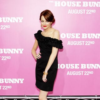 "Emma Stone in ""The House Bunny"" Los Angeles Premiere - Arrivals"