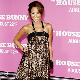 "Adrienne Bailon in ""The House Bunny"" Los Angeles Premiere - Arrivals"