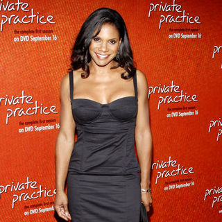 "Audra McDonald in ""Private Practice"" Season One DVD Launch - Arrivals"