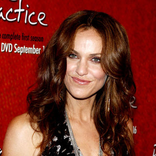 "Amy Brenneman in ""Private Practice"" Season One DVD Launch - Arrivals"