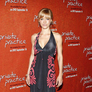 "KaDee Strickland in ""Private Practice"" Season One DVD Launch - Arrivals"