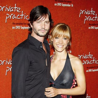 "KaDee Strickland, Jason Behr in ""Private Practice"" Season One DVD Launch - Arrivals"
