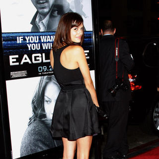 "Torrey Devitto in ""Eagle Eye"" Los Angeles Premiere - Arrivals"