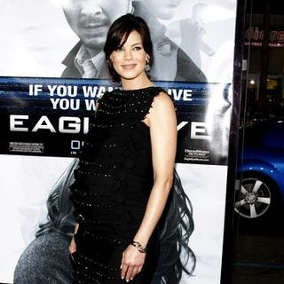 "Michelle Monaghan in ""Eagle Eye"" Los Angeles Premiere - Arrivals"