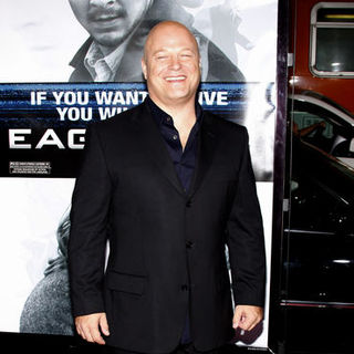 "Michael Chiklis in ""Eagle Eye"" Los Angeles Premiere - Arrivals"