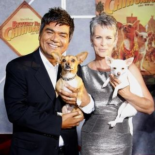 "Jamie Lee Curtis, George Lopez in ""Beverly Hills Chihuahua"" World Premiere - Arrivals"