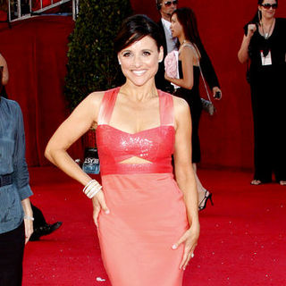 Julia Louis-Dreyfus in 60th Primetime EMMY Awards - Arrivals
