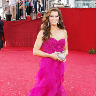 Brooke Shields in 60th Primetime EMMY Awards - Arrivals