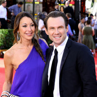 Christian Slater in 60th Primetime EMMY Awards - Arrivals