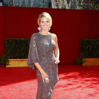 Heidi Klum in 60th Primetime EMMY Awards - Arrivals