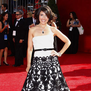 Lisa Edelstein in 60th Primetime EMMY Awards - Arrivals