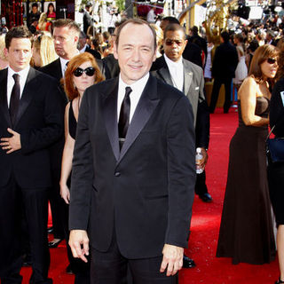 Kevin Spacey in 60th Primetime EMMY Awards - Arrivals