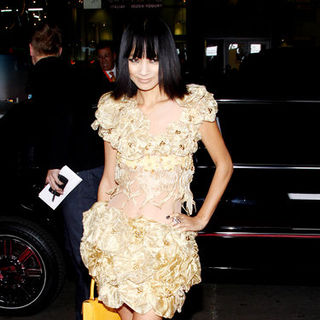"Bai Ling in ""Max Payne"" Hollywood Premiere - Arrivals"