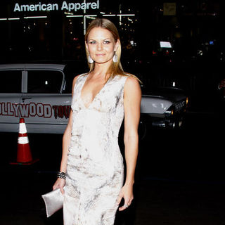 "Jennifer Morrison in ""Max Payne"" Hollywood Premiere - Arrivals"