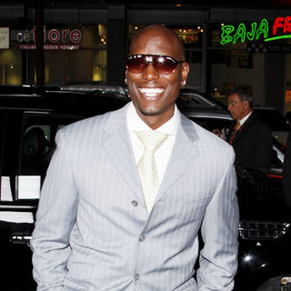 "Tyrese Gibson in ""Max Payne"" Hollywood Premiere - Arrivals"