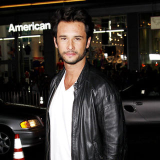 "Rodrigo Santoro in ""Max Payne"" Hollywood Premiere - Arrivals"