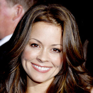 "Brooke Burke in ""High School Musical 3: Senior Year"" Los Angeles Premiere - Arrivals"