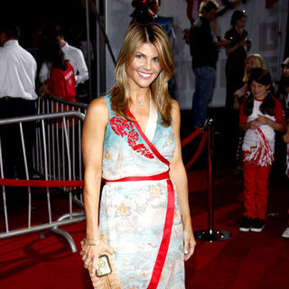 "Lori Loughlin in ""High School Musical 3: Senior Year"" Los Angeles Premiere - Arrivals"