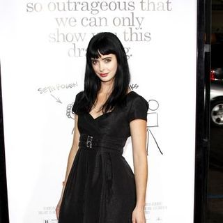 "Krysten Ritter in ""Zack and Miri Make a Porno"" Hollywood Premiere - Arrivals"