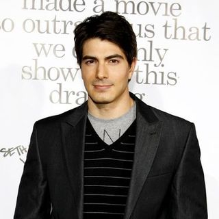 "Brandon Routh in ""Zack and Miri Make a Porno"" Hollywood Premiere - Arrivals"
