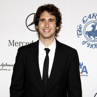Josh Groban in 30th Anniversary Carousel of Hope Ball - Arrivals