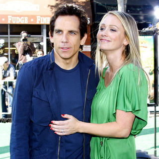 "Ben Stiller, Christine Taylor in ""Madagascar: Escape 2 Africa"" Los Angeles Premiere - Arrivals"