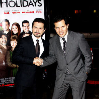 "John Leguizamo, Freddy Rodriguez in ""Nothing Like The Holidays"" Los Angeles Premiere - Arrivals"