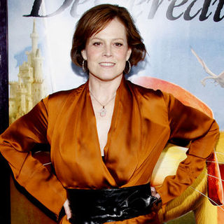 "Sigourney Weaver in ""The Tale of Despereaux"" World Premiere - Arrivals"