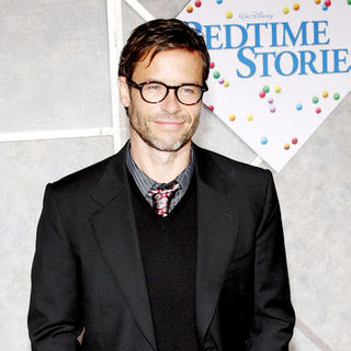 "Guy Pearce in ""Bedtime Stories"" Los Angeles Premiere - Arrivals"
