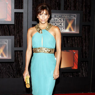 Eva Longoria in 14th Annual Critics Choice Awards - Arrivals