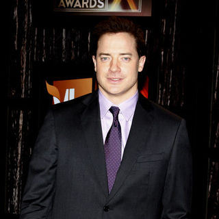 Brendan Fraser in 14th Annual Critics Choice Awards - Arrivals - DGG-021307