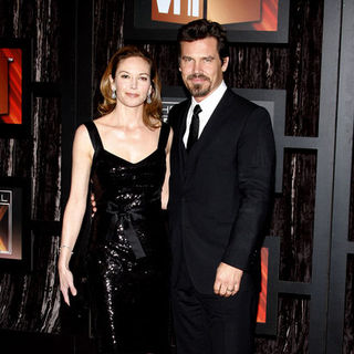 Diane Lane, Josh Brolin in 14th Annual Critics Choice Awards - Arrivals