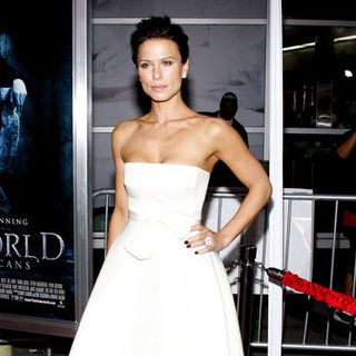 "Rhona Mitra in ""Underworld: Rise of the Lycans"" World Premiere - Arrivals"