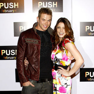 "Kellan Lutz, Ashley Greene in ""Push"" Los Angeles Premiere - Arrivals"