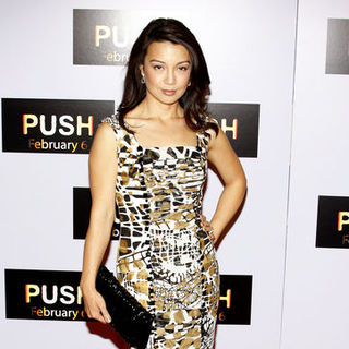 "Ming-Na in ""Push"" Los Angeles Premiere - Arrivals"