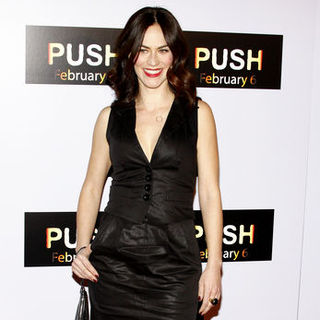 "Maggie Siff in ""Push"" Los Angeles Premiere - Arrivals - DGG-021358"