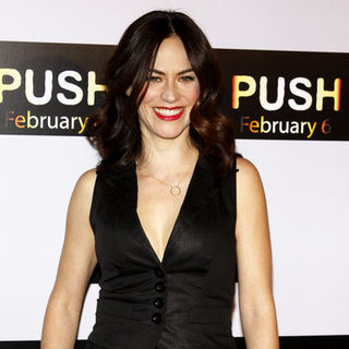 "Maggie Siff in ""Push"" Los Angeles Premiere - Arrivals - DGG-021359"