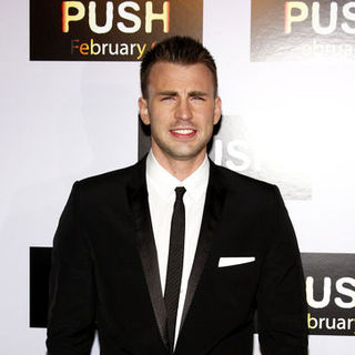 "Chris Evans in ""Push"" Los Angeles Premiere - Arrivals"