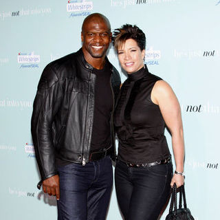 "Terry Crews in ""He's Just Not That Into You"" World Premiere - Arrivals"
