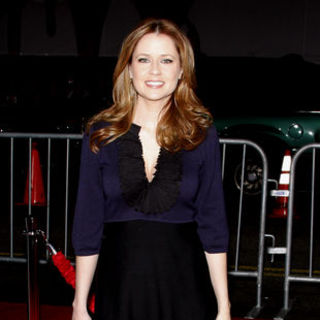 "Jenna Fischer in ""He's Just Not That Into You"" World Premiere - Arrivals"