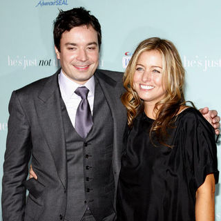 "Jimmy Fallon, Nancy Juvonen in ""He's Just Not That Into You"" World Premiere - Arrivals"