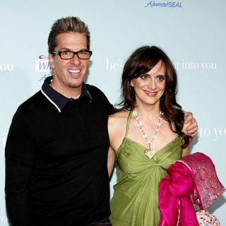 "Greg Behrendt, Michelle Weiss in ""He's Just Not That Into You"" World Premiere - Arrivals"