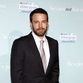 "Ben Affleck in ""He's Just Not That Into You"" World Premiere - Arrivals"