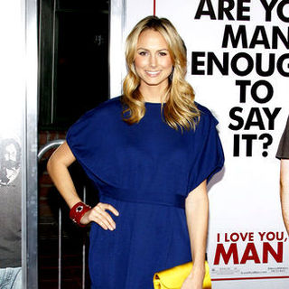 "Stacy Keibler in ""I Love You, Man"" Los Angeles Premiere - Arrivals"