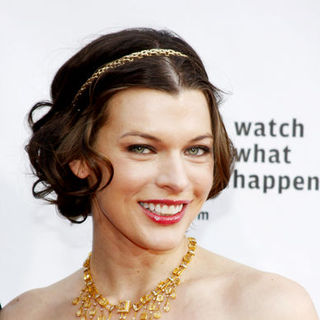Milla Jovovich in Bravo's 2nd Annual A-List Awards - Arrivals