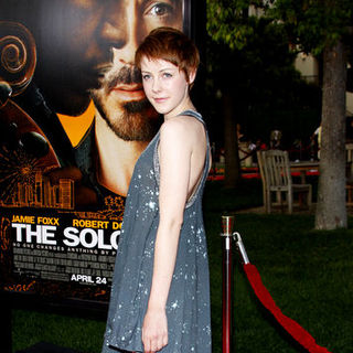 "Jena Malone in ""The Soloist"" Los Angeles Premiere - Arrivals - DGG-022065"
